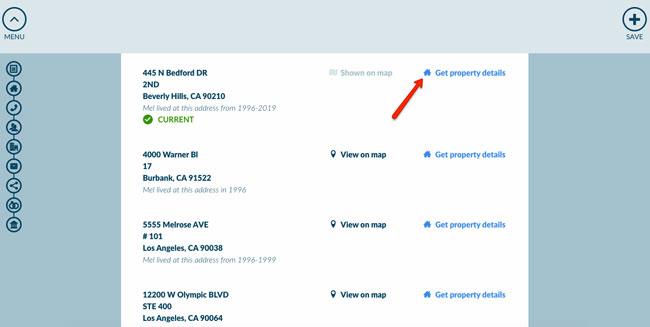 Intelius Reverse Address Lookup