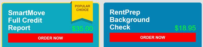 RentPrep pricing