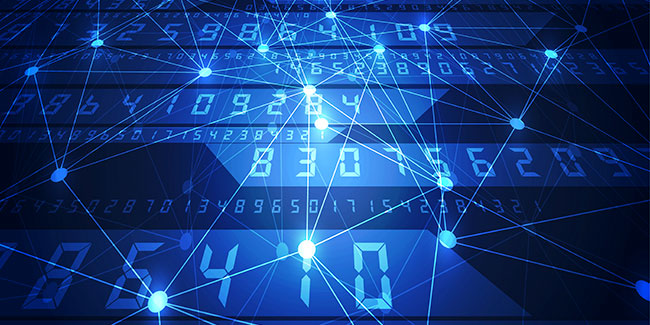 digital numbers and technology